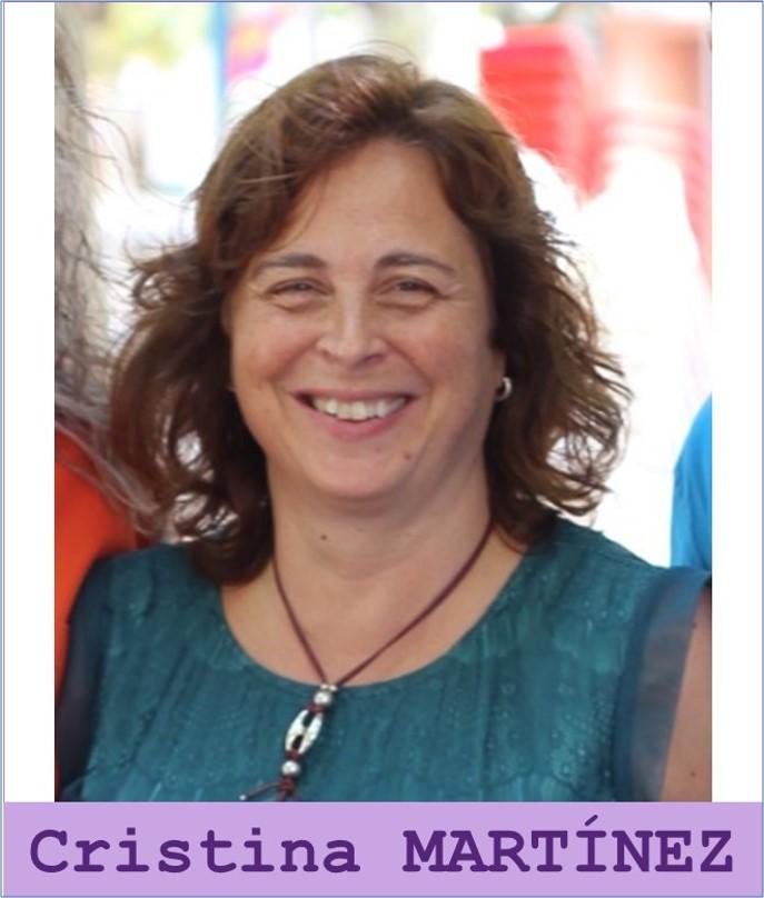 Cristina Martínez 8 marzo